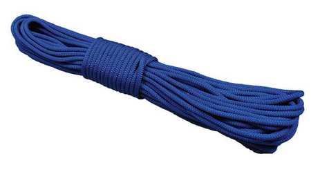 All Gear Round Braid Ppl Rope 3/16In dia. 100ft L