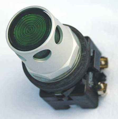Illum Push Button Operator 30mm Green by USA Eaton Electrical Illuminated Pushbuttons