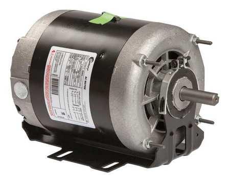 Mtr 3 Ph 1/2hp 1725 200 230/460 Eff 73.1 by USA Century HVAC Belt Drive Motors