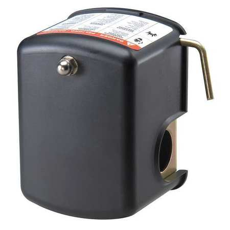 Pressure Switch DPST 20/40 psi Diaphragm Model 12T087 by USA Dayton Electrical Pressure Switches