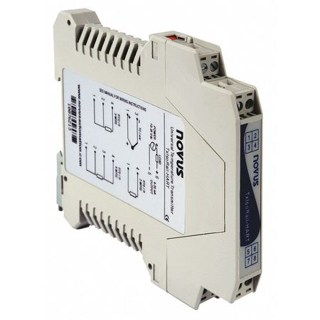 Temp Transmitter 4 20 mA Loop Powered by USA Novus Industrial Automation Temperature Controllers