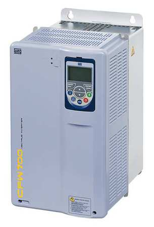 Variable Frequency Drive 20 HP 200 230V Model CFW700C54P0T2DBN1 by USA Weg NEMA Rated Enclosure Motor Drives