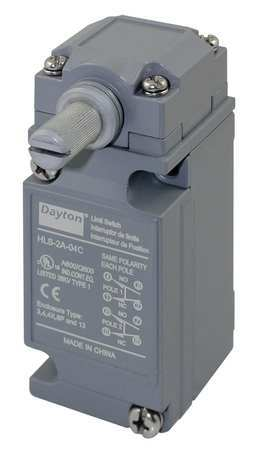Heavy Duty Limit Switch Model 12T886 by USA Dayton Electrical Limit Switches