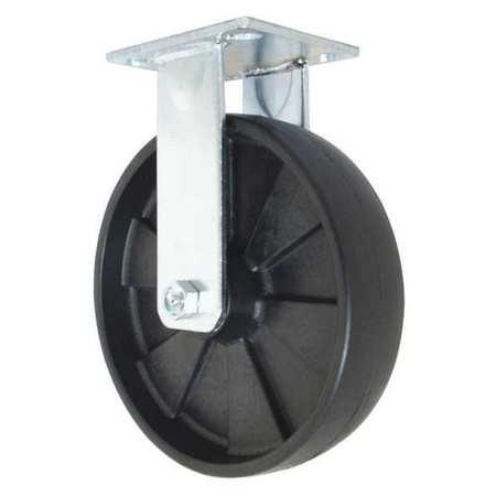 "RWM Rigid w/8x2"" Nylon Wheel Type 46-PNR-0820-R"