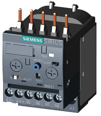 Overload Relay 4.60 to 16A 3P NEMA S00 by USA Siemens Electrical Motor Overload Relays