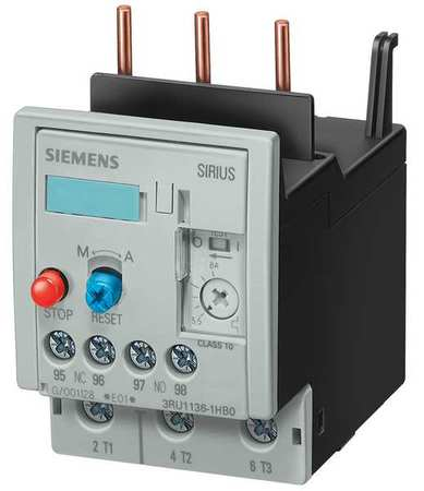 Ovrload Relay 40 to 50A Class 10 Thermal by USA Siemens Electrical Motor Overload Relays