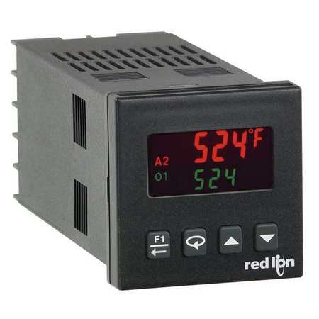Temp Controller Relay VAC and VDC by USA Red Lion Industrial Automation Temperature Controllers