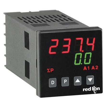 Temp Controller Logic/SSR 2 Alarm VAC by USA Red Lion Industrial Automation Temperature Controllers