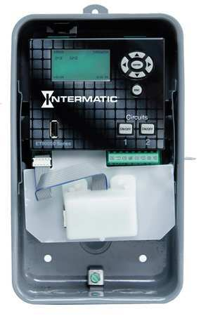 Electronic Timer Astro 365 Days SPDT Model ET90215CRE by USA Intermatic Electronic Timers