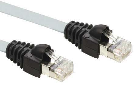 Remote LCD Keypad Cable RJ45 3 Met by USA Schneider Adjustable Frequency Motor Drive Accessories