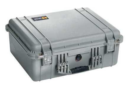 Pelican Case 20 5/8 In Lx16 7/8 In Wx8 1/8 In D Type 1550NF