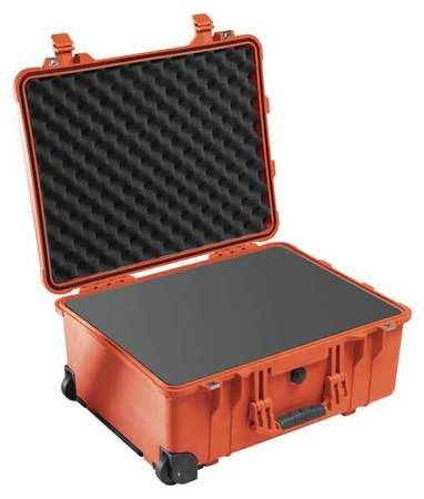 Pelican Case 22 1/16 InLx17 15/16 Wx10 7/16 In Type 1560