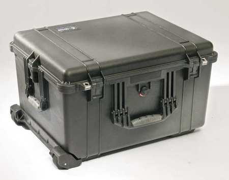 "Pelican Protective Case 19 3/8"" W x 24 13/16"" L x 13 7/8"" H Type 1620 021 110 G"