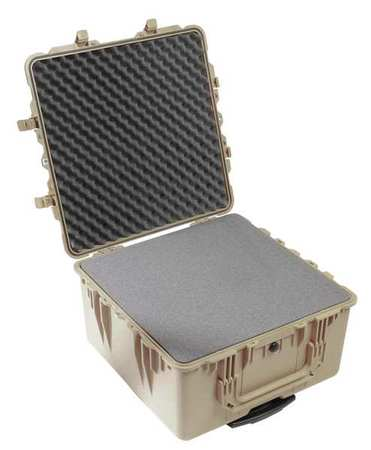 Pelican Case 27 13/64 InLx27 1/2 InWx16 5/16 InD Type 1640