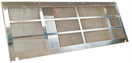 Stamped Aluminum Outdoor Grille