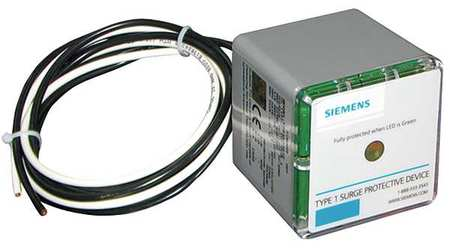 Surge Protection Device 1 Phase 120/240V Model TPS3A03050 by USA Siemens Electrical Surge Protection Devices