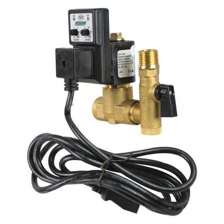 Drain Valve,  Direct Acting,  Electric