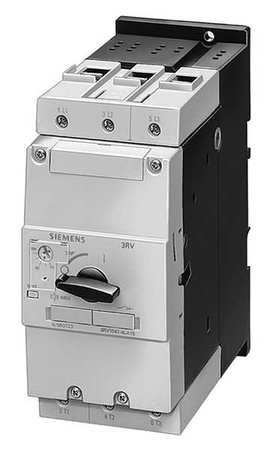 Manual Motor Starter Knob 45 to 63A 3P by USA Siemens Electrical Motor Manual Switches & Starters