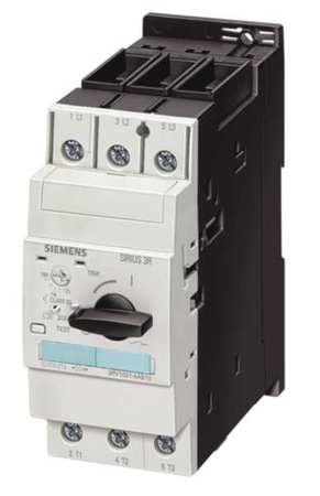 Manual Motor Starter Knob 36 to 45A 3P by USA Siemens Electrical Motor Manual Switches & Starters