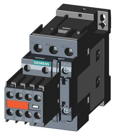 IEC Magnetic Contactr 120VAC 32A 2NC/2NO by USA Siemens Electrical Motor Magnetic Contactors