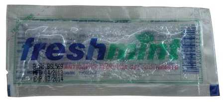Individual Packet Toothpaste,pk1000