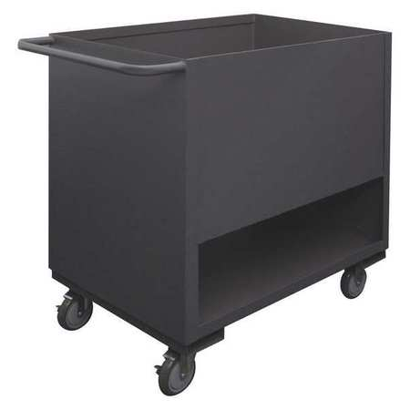 """Durham Cart Low Truck 4 sided 30""""x48"""