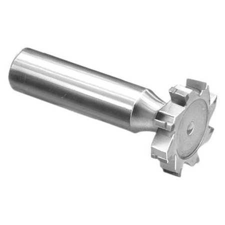 Straight Tooth 26115 Narrow Width USA Made 5//8 Diameter 1//32 Wide HSS Keyseat Cutter High Speed Steel Super Tool