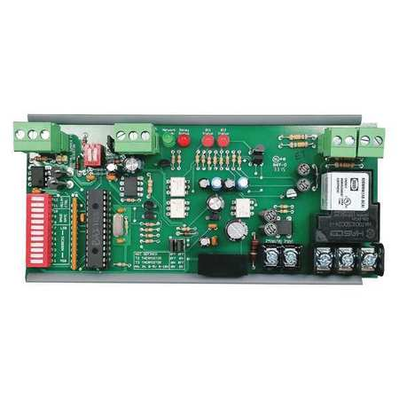 BACnet Network w/BO 2BI AI 24Vac/DC by USA Functional Devices Electrical Specialty Relays