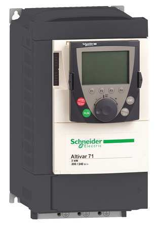 Variable Freq Drive 4 5HP 208 240V by USA Schneider Variable Frequency Open Enclosure Drives