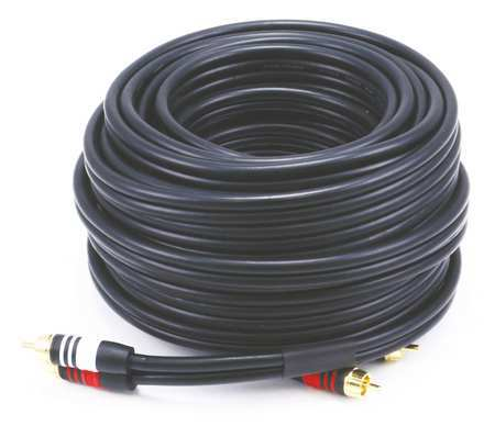 A/V Cable 2 RCA M/M 50ft by USA Monoprice Audio Video Cables