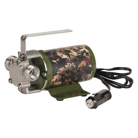 Utility Pump 12V Adapter Camouflage by USA Red Lion Electrical Strut Channels