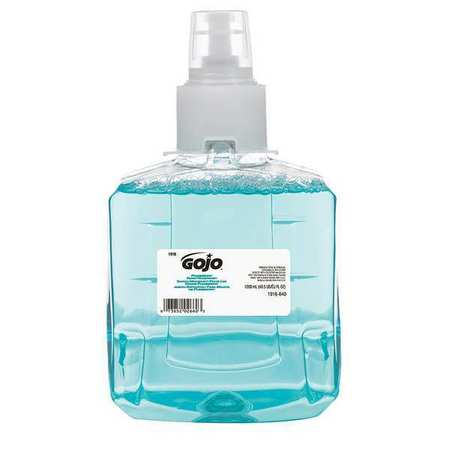 Gojo Foam Soap Refill,size 1200ml,blue,pk2