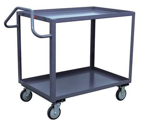 Value Brand Utility Cart Steel 42 Lx19 W 1400 lb.
