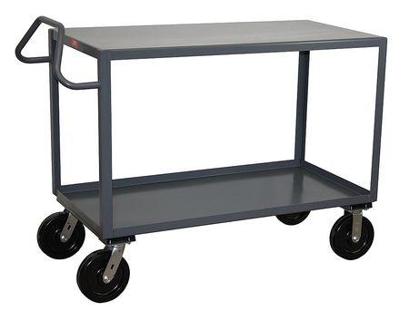 Value Brand Utility Cart Steel 54 Lx25 W 4800 lb.