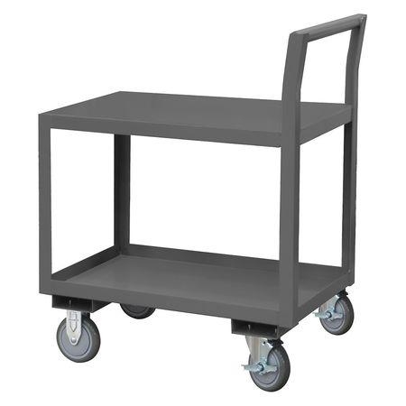 Durham Utility Cart Steel 36 Lx19 W 800 lb Cap.