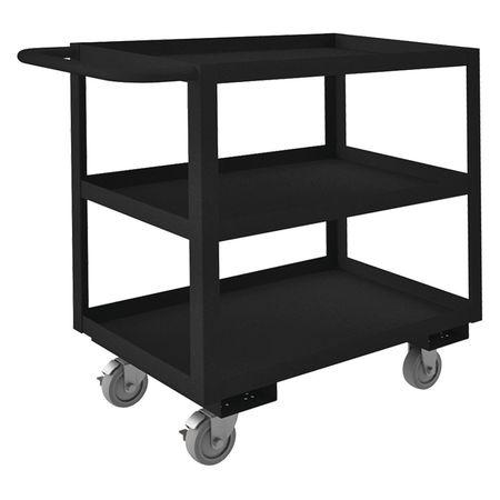 Durham Utility Cart Steel 54 Lx25 W 800 lb Cap.
