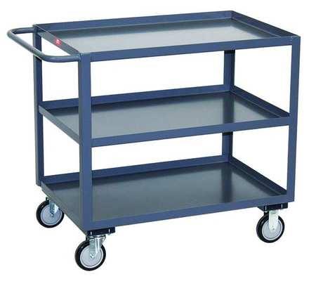 Value Brand Utility Cart Steel 42 Lx31 W 1400 lb. Type SC336-P5