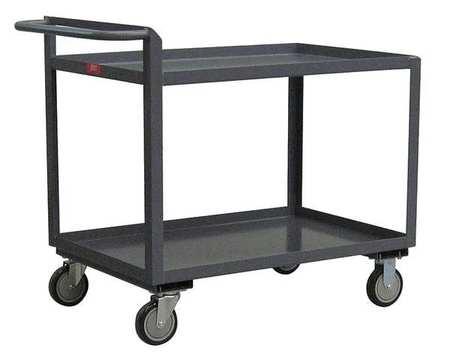 Value Brand Utility Cart Steel 66 Lx60 W 1400 lb.