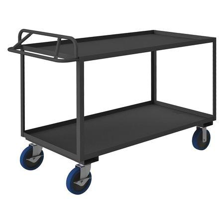 Durham Utility Cart Steel 66 Lx30-1/4 W 3600 lb