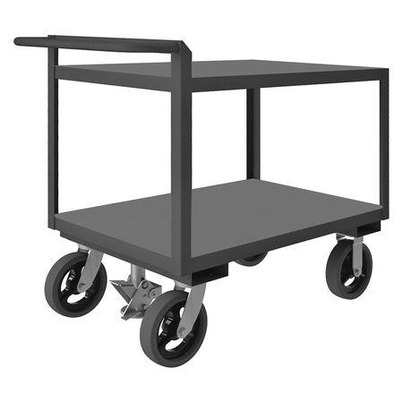 Durham Utility Cart Steel 54 Lx24-1/4 W 2400 lb