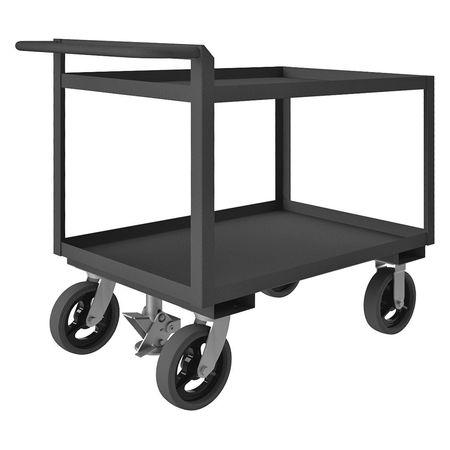 Durham Utility Cart Steel 54 Lx30-1/4 W 2400 lb