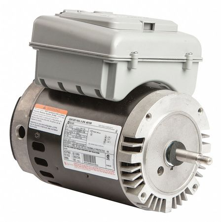 Pool Motor 3/4 1/10 HP 3450/1725 RPM 115 Model B973T by USA Century Pool Pump Motors