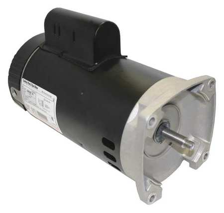Pool Motor 1 1/2 HP 3450 RPM 115/208 230 Model HSQ1152 by USA Century Pool Pump Motors