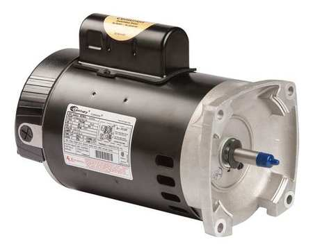 Pool Pump Motor 1 HP 3450 RPM 115/230V by USA Century Pool Pump Motors
