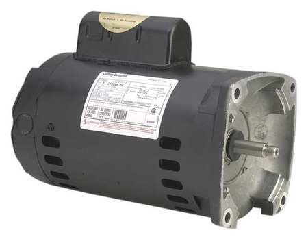 Pool Pump Motor 1 1/2 HP 3450 RPM 230VAC by USA Century Pool Pump Motors