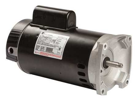 Pool Pump Motor 2 HP 3450 RPM 115/230V Model B2859 by USA Century Pool Pump Motors