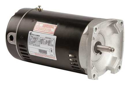 Pool Motor 3 HP 3450 RPM 208 230/460VAC by USA Century Pool Pump Motors
