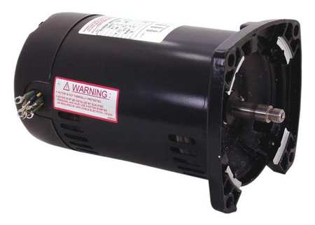 Pool Motor 1.5 HP 3450 RPM 208 230/460V by USA Century Pool Pump Motors