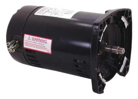 Pool Motor 3/4 HP 3450 RPM 208 230/460V by USA Century Pool Pump Motors