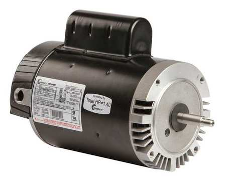 Pool Motor 1 1/10 HP 3450/1725 RPM 230V Model B2975 by USA Century Pool Pump Motors